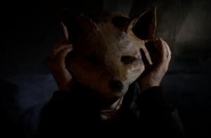le masque du renard